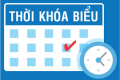 THỜI KHÓA BIỂU TUẦN 7 NĂM HỌC 2017-2018